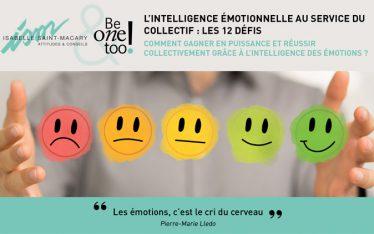 Visuel de présentation du webinaire sur l'intelligence émotionnelle
